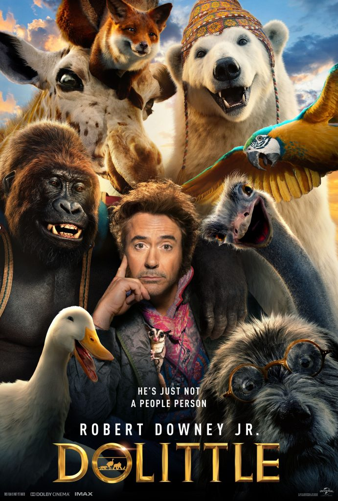Dolittle Cast in Real Life 2020