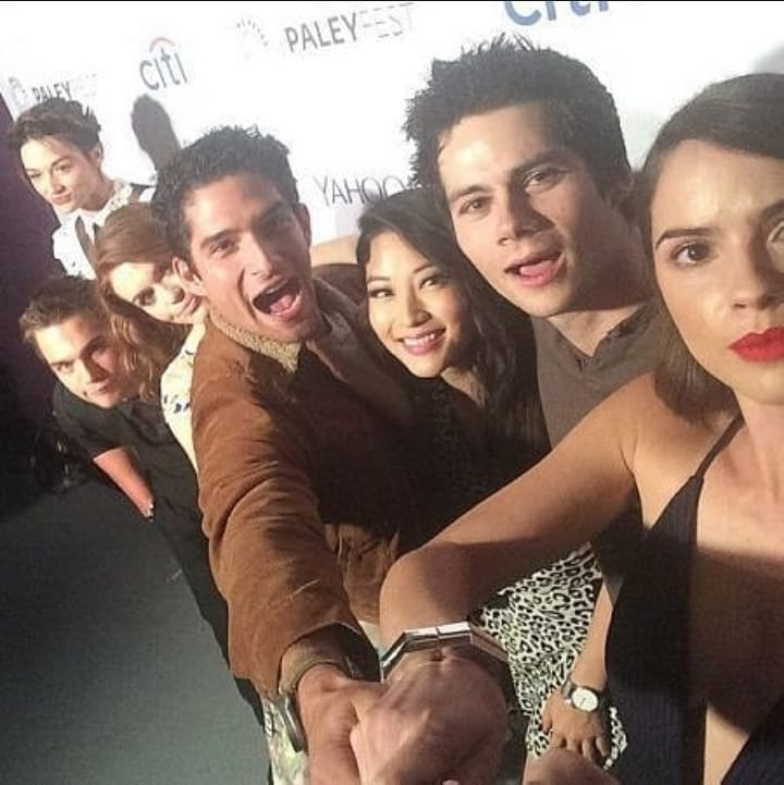 Teen Wolf Cast in Real Life