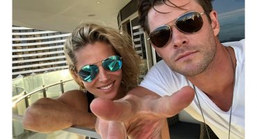 Chris Hemsworth Wife | 10 Lovely Pictures