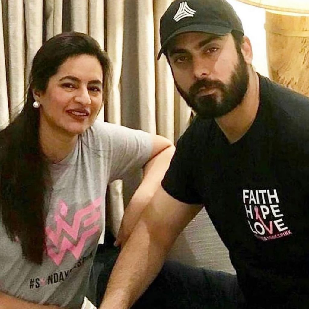 Latest Family Photos of Fawad Khan with Family are Love!