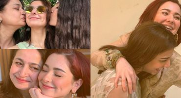 Hania Aamir Family - 10 Beautiful Pictures