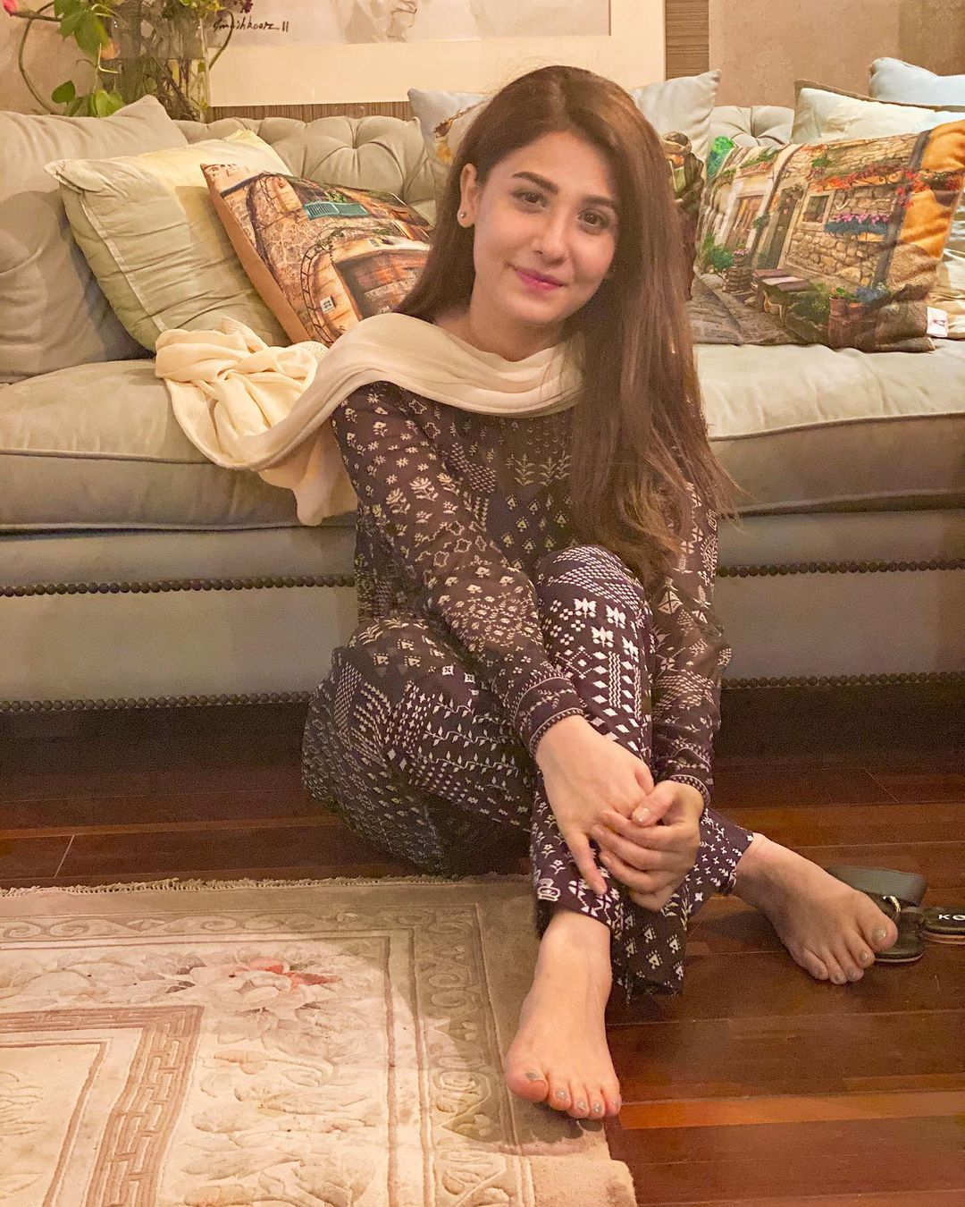 Actress Hina Altaf New House Pictures and Video
