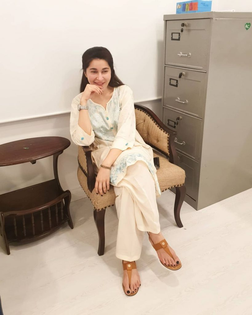 Dr Shaista Lodhi all the Way From Her Clinic