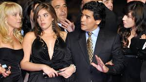 Maradona Daughter | Lovely Pictures