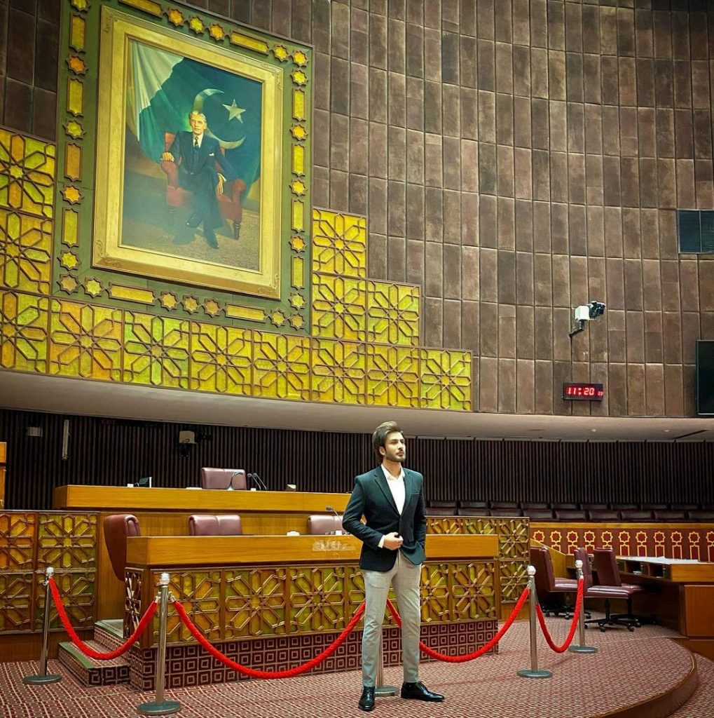 Imran Abbas Hints Towards A New Beginning