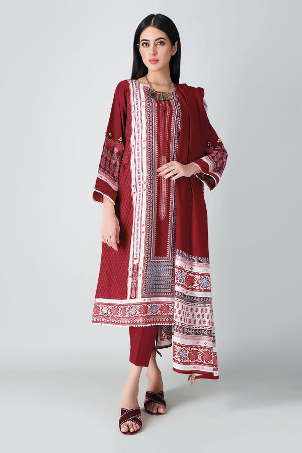 Khaadi Winter Collection 2020 | Pictures And Prices