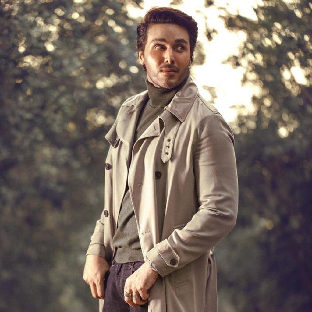Ahsan Khan Reveals His Age