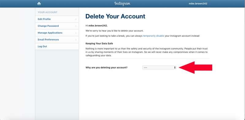 how-to-delete-instagram-account