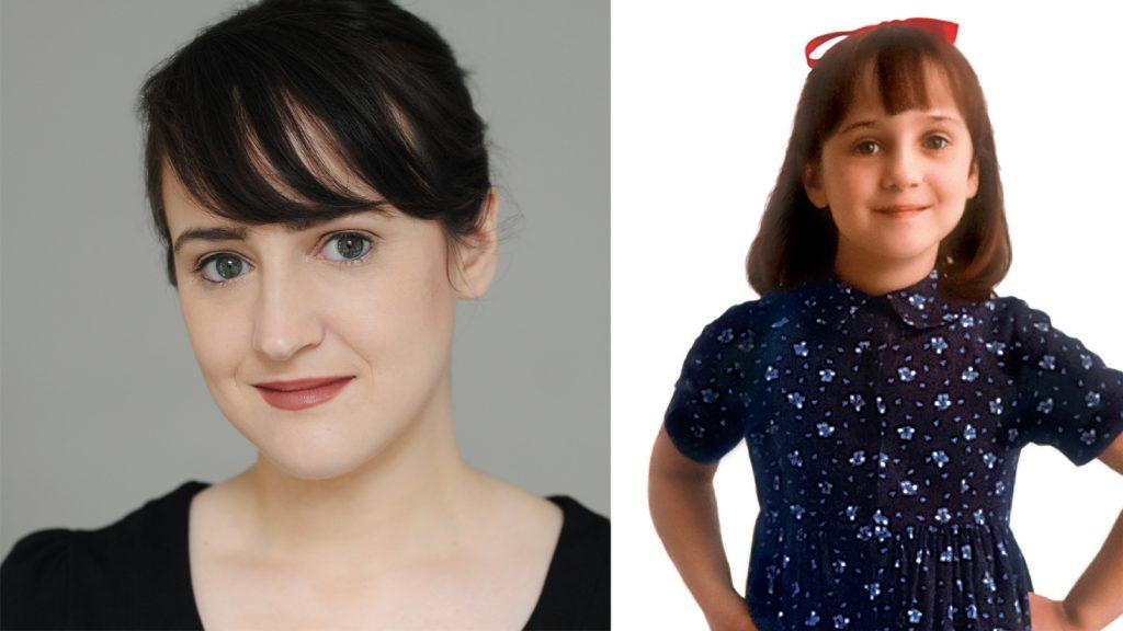 Matilda cast in real life 2020