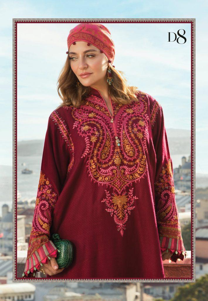 Maria.B Latest Collection Featuring Turkish Stars