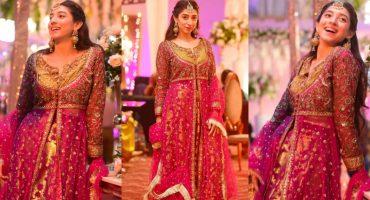 Mariyam Nafees Looking Stunning In Formal Wear