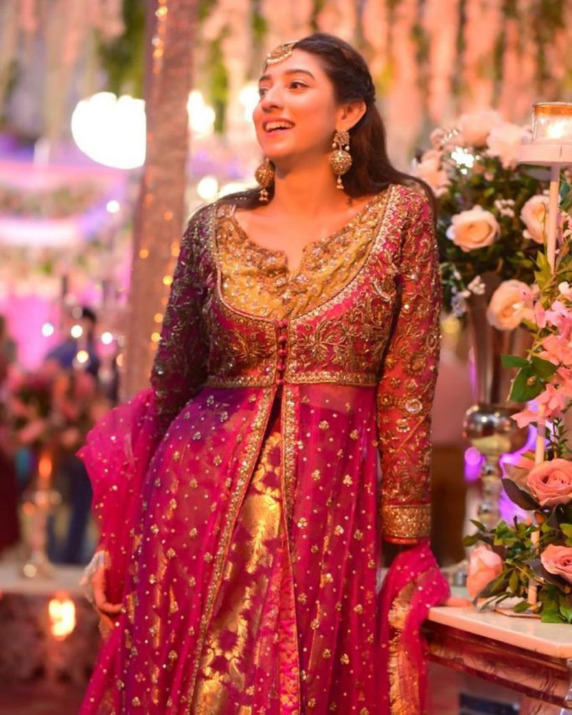 Mariyam Nafees Looking Stunning In Formal Wear