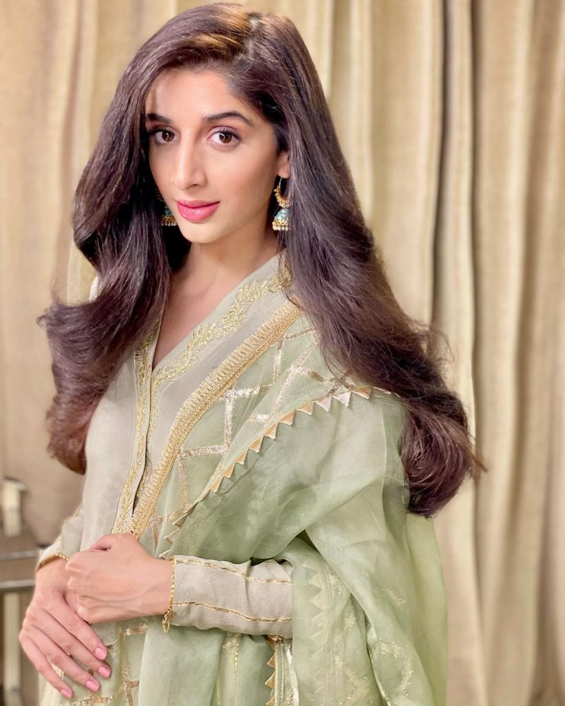 Mawra Hocane Highlights The Concept Of Beauty In The Industry