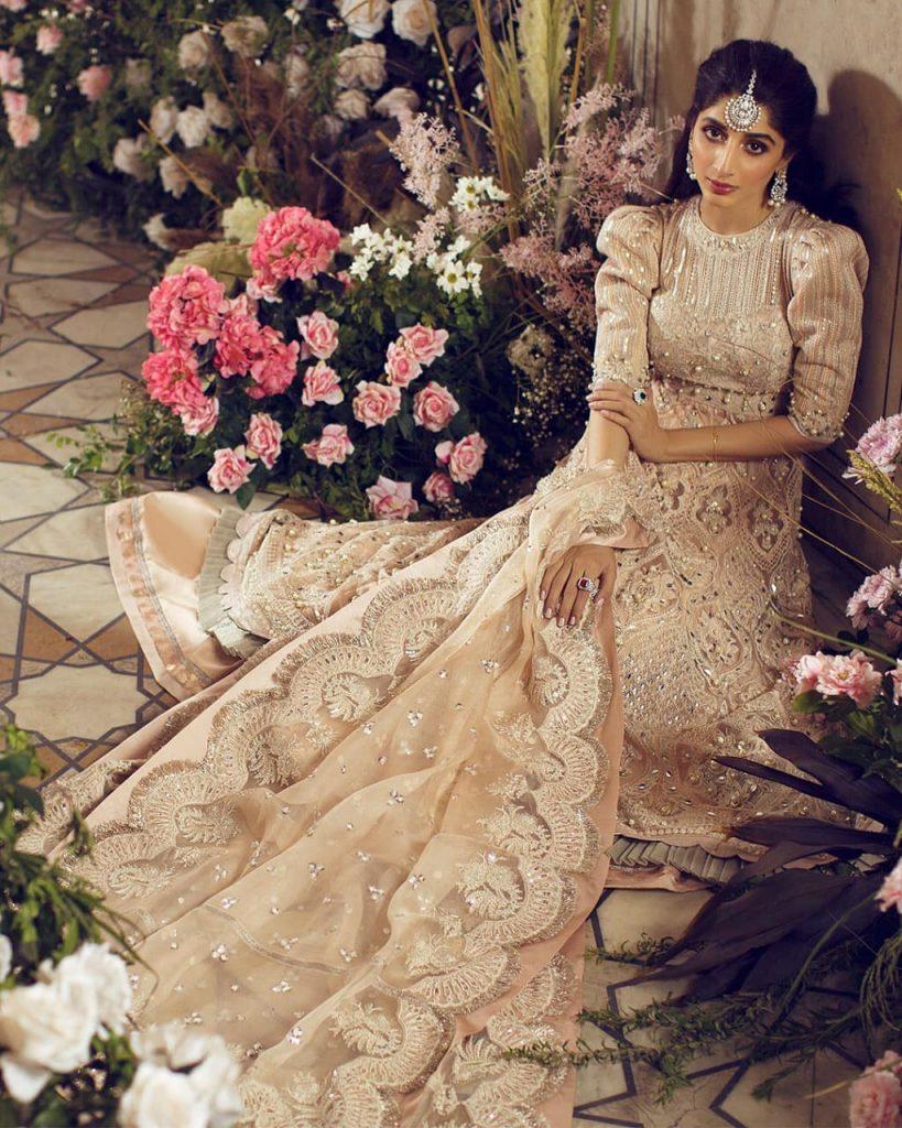 Upcoming Elan Wedding Festive Collection Featuring Mawra Hocane