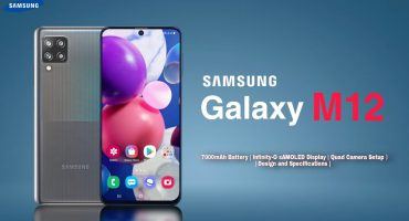 Samsung Galaxy M12 Price in Pakistan