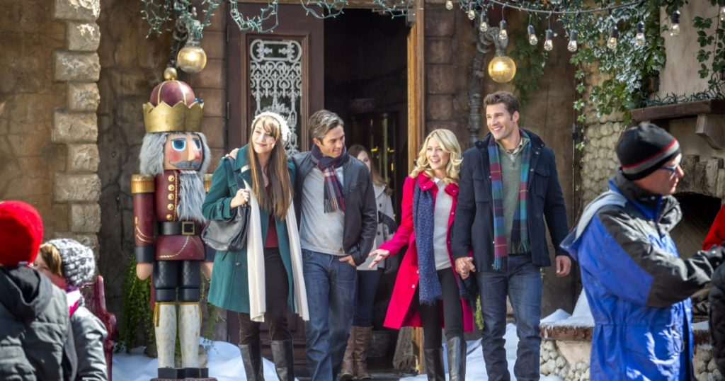 My Christmas Love Cast in Real Life