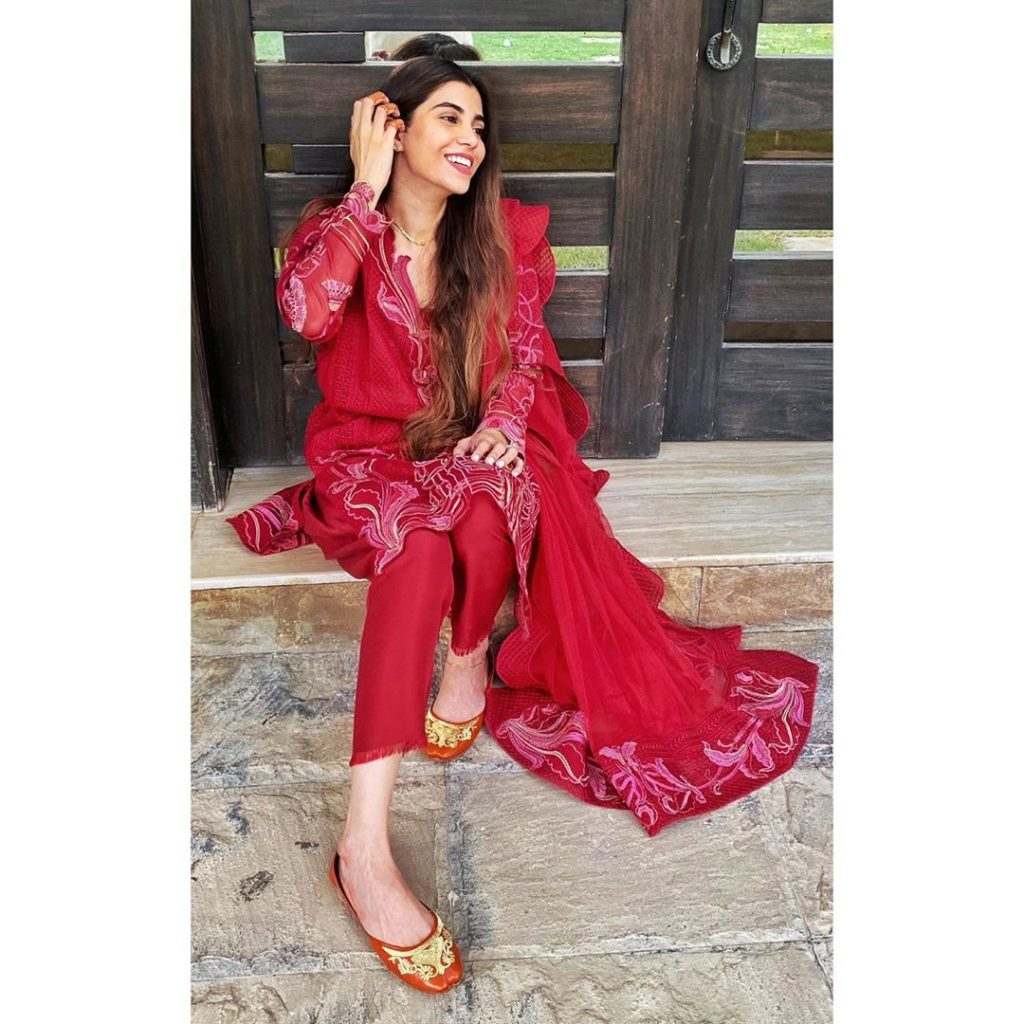 Thats How Minna Tariq is Super Glowing With Time