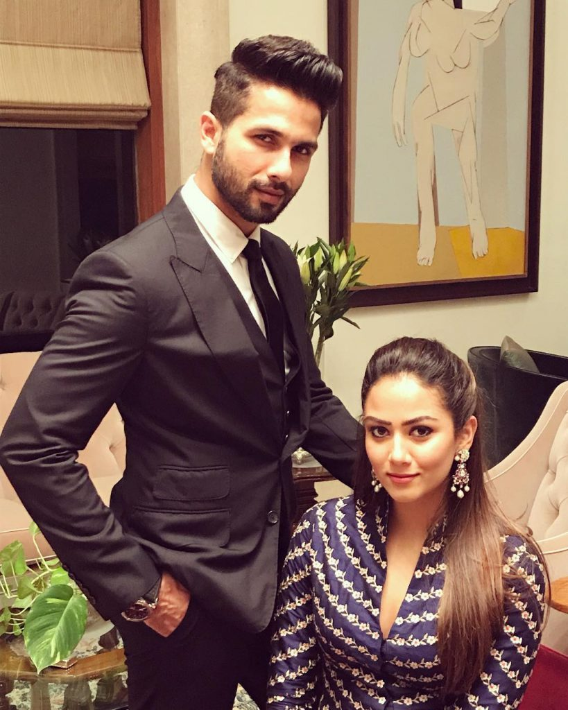 Shahid Kapoor Wife | Lovely Pictures