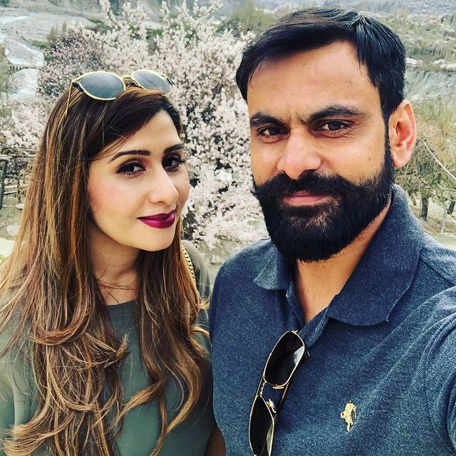 Mohammad Hafeez Wife | 20 Adorable Picture