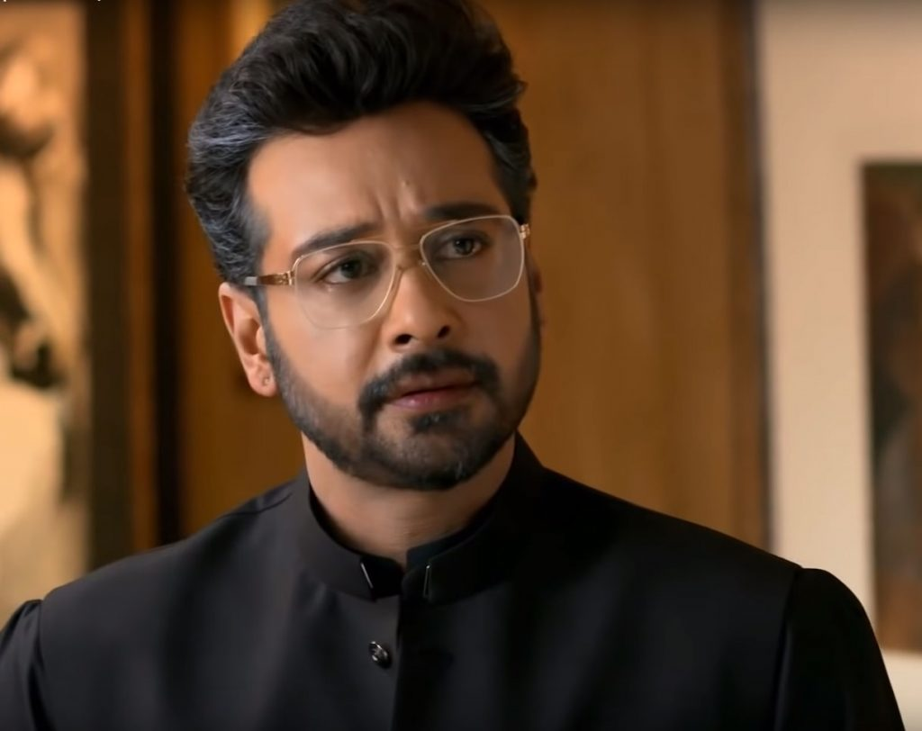 Faysal Quraishi Discusses The Change He Wanted In Sardar Saifs Character