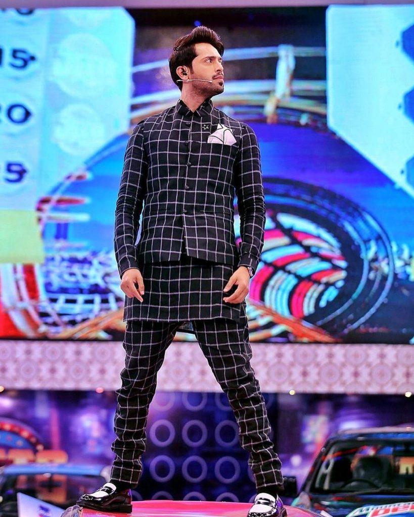 The Epic Fashion Sense of Fahad Mustafa