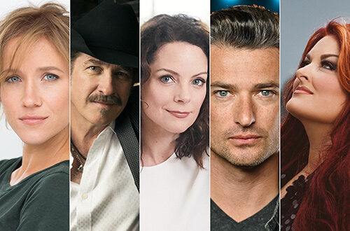 A Nashville Christmas Carol Cast