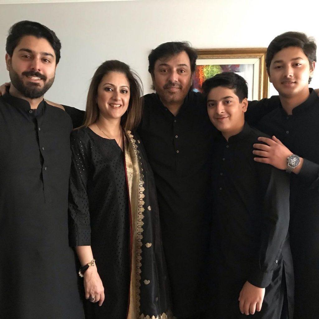 Naumaan Ijaz's Son Singing Songs For Father