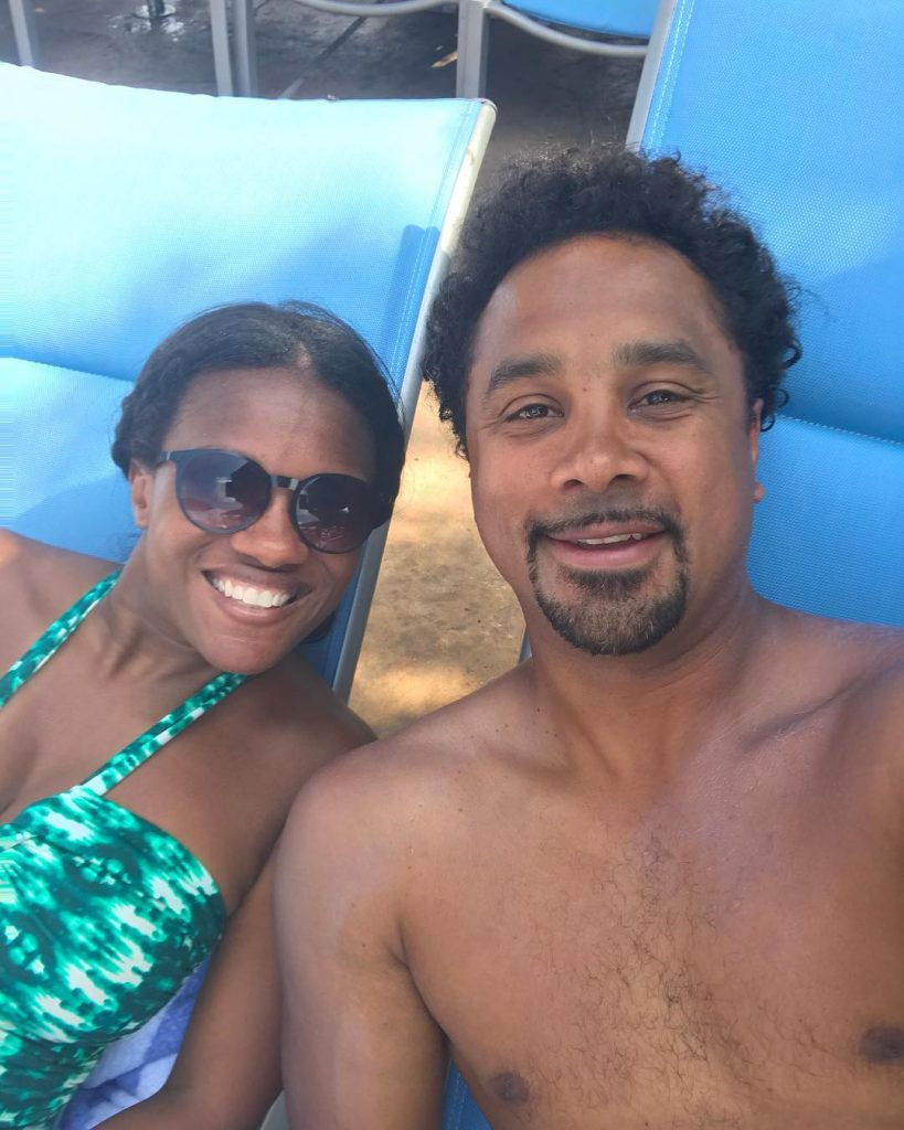 Jonathan Pitts Wife | 10 Beautiful Pictures