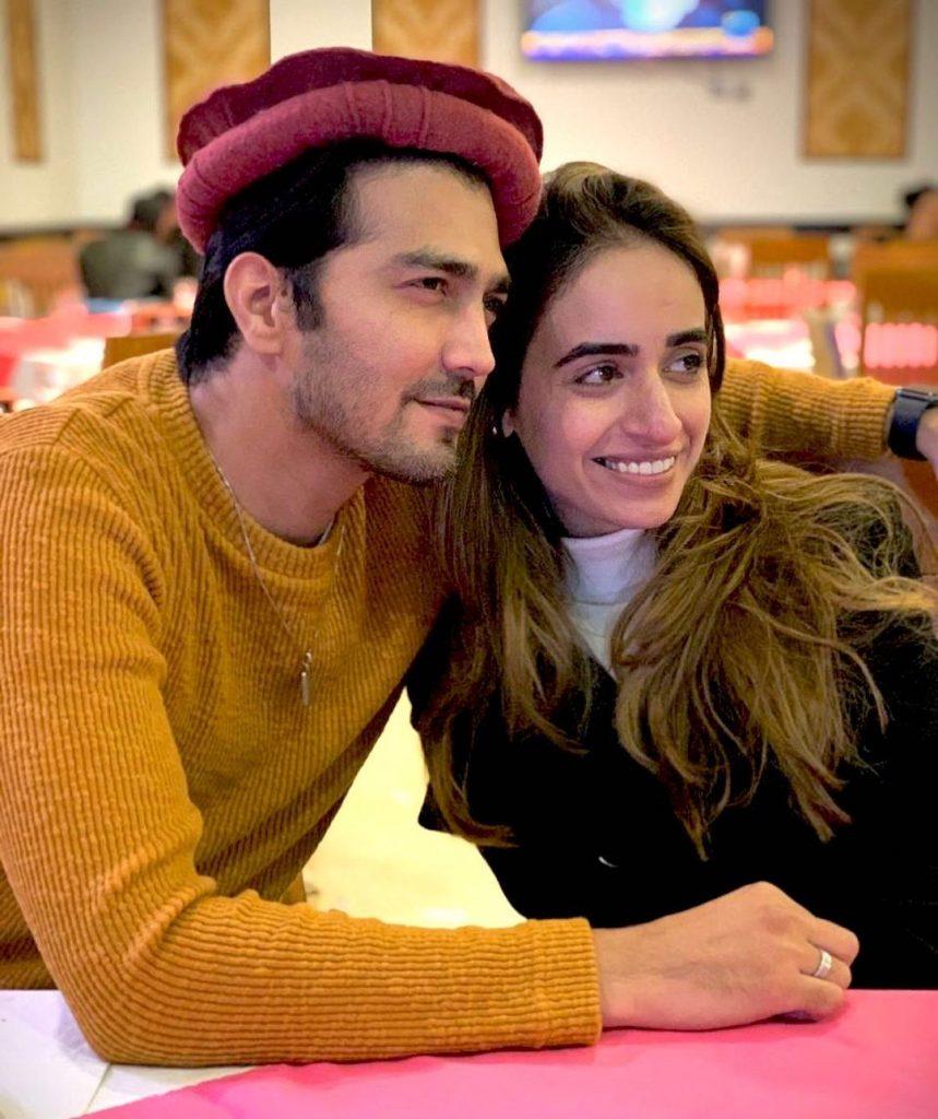 Raaz e Ulfat Cast In Real Life