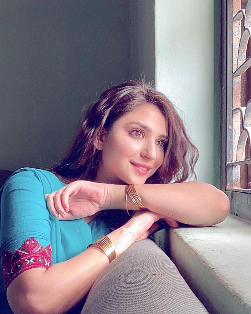 Ramsha Khan Was Not Happy With Her Project Ishqiya