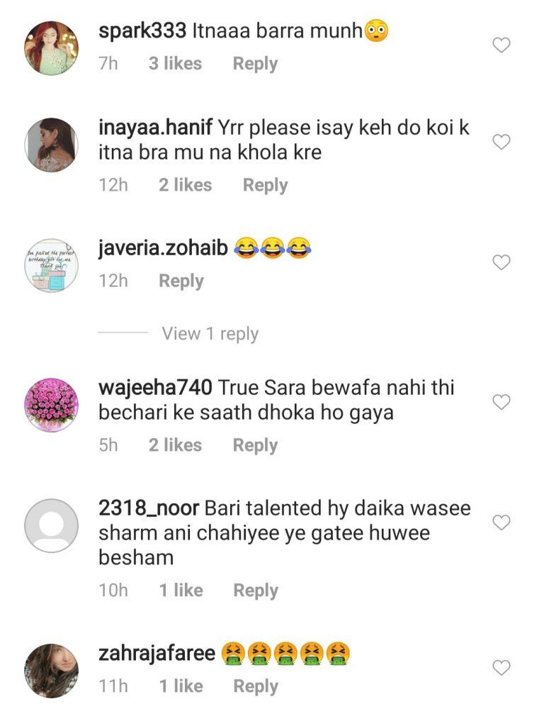 Sadaf Kanwal Sang Hamsafar OST And Public Can't Handle It