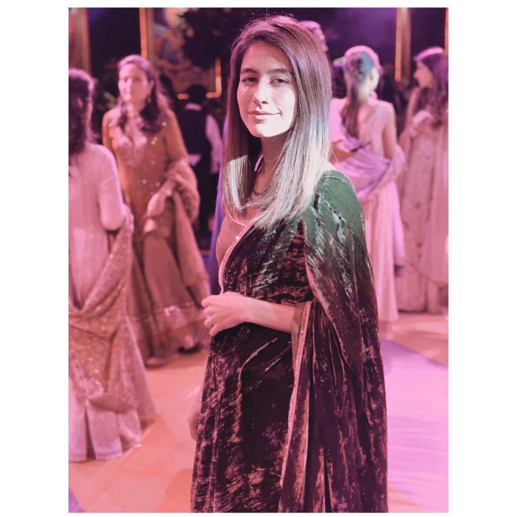 Exquisite Pictures of Syra Yusuf in Eastern Attire