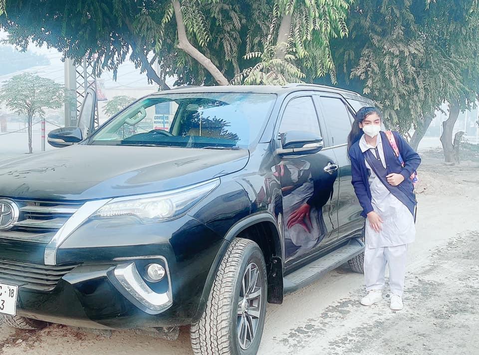 Sanam Marvi Returns Home From Hospital