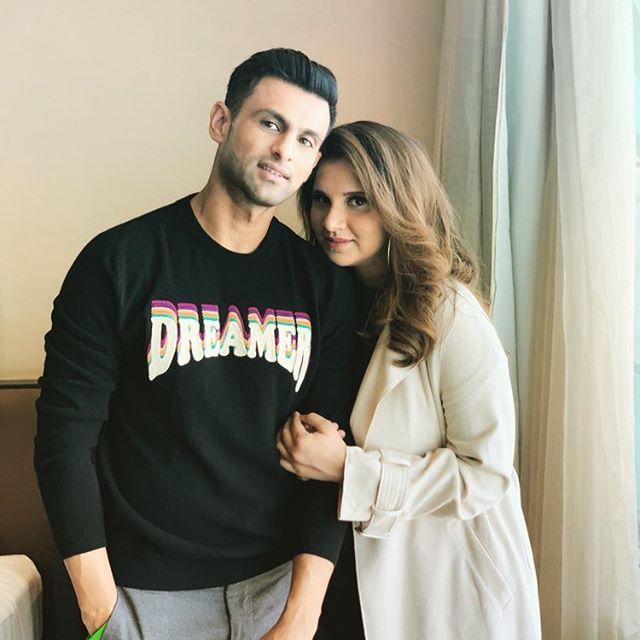 Shoaib Malik Wife | 10 Beautiful Pictures