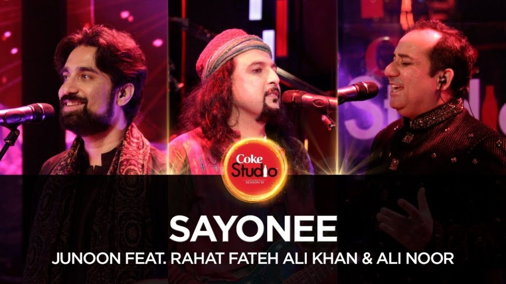 Sayonee By Arijit Singh - Reaction From Pakistan