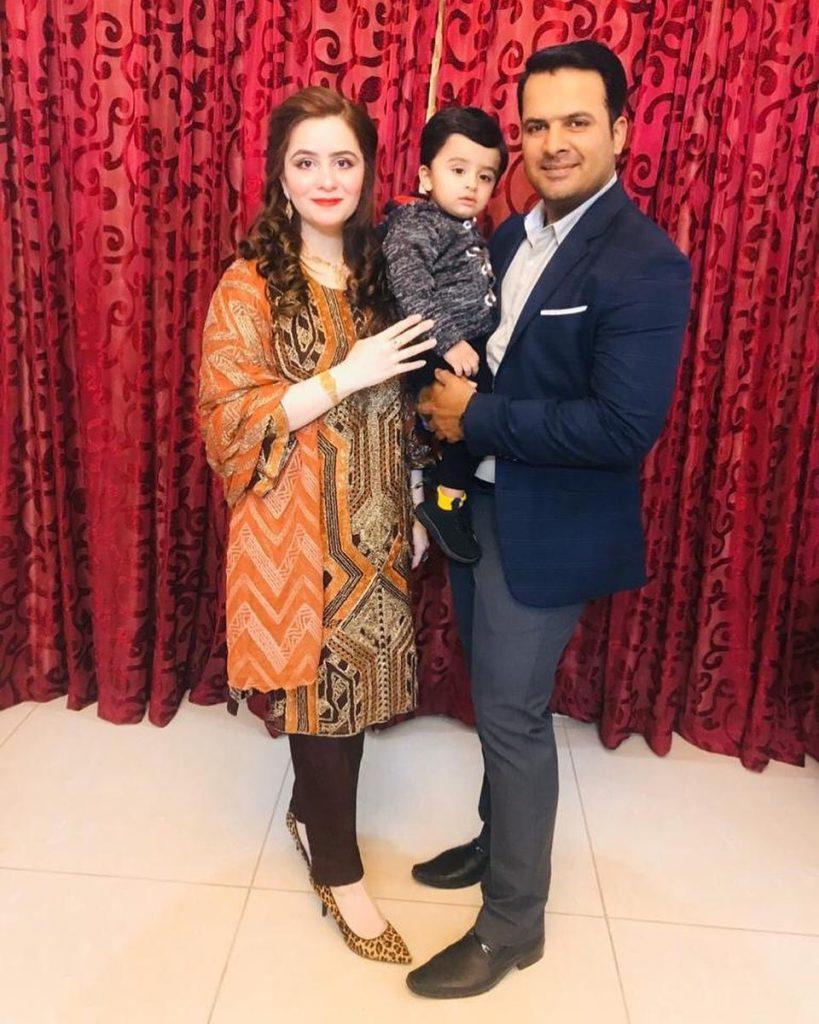 Sharjeel Khan Wife | 10 Adorable Pictures