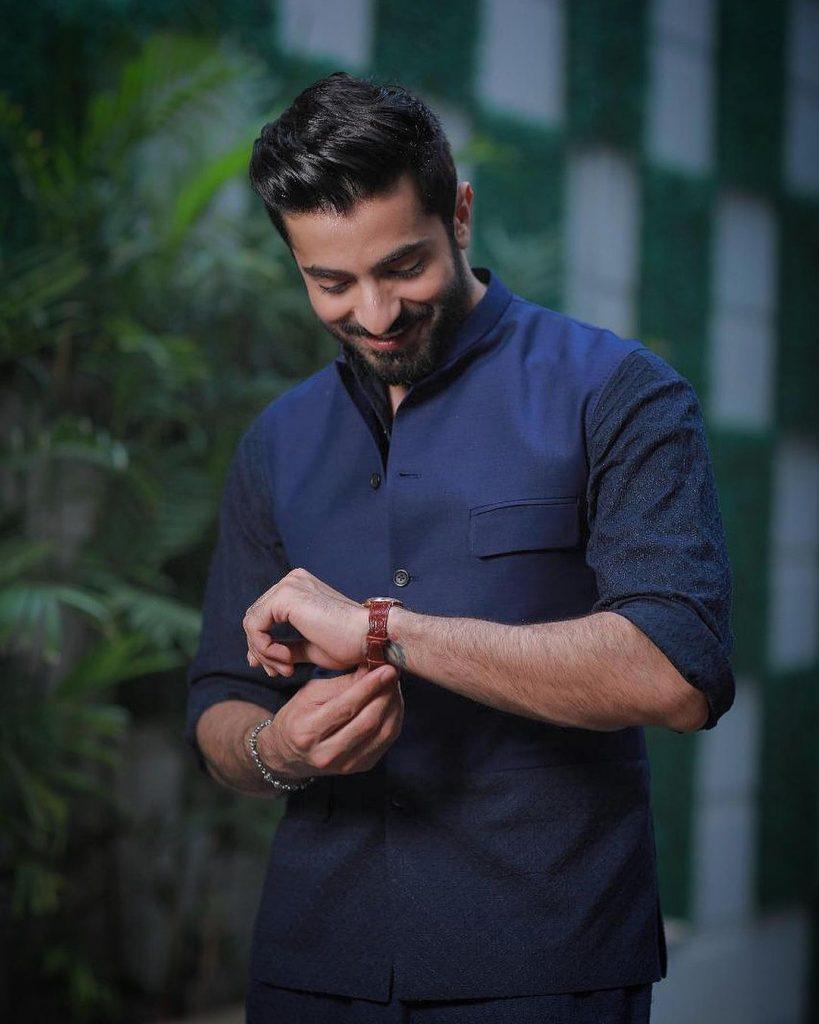 Sheheryar Munawar Highlights His Character In Pehli Si Mohabbat