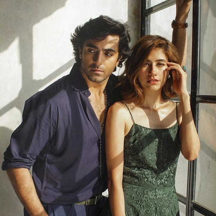 Syra Yousuf And Sheheryar Munawar Latest Photoshoot - Public Criticism