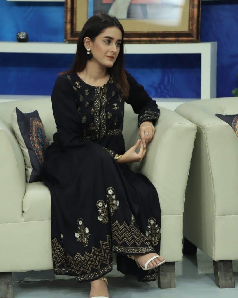 Which Host Proposed Shehzeen Rahatt