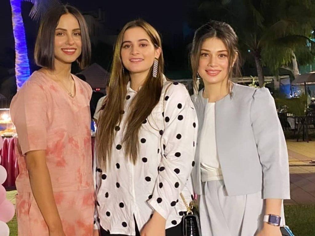 Sidra Batool Celebrates Her Daughters Birthday