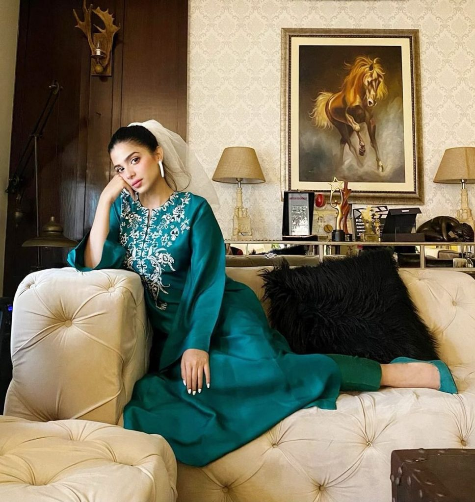 Latest Eastern Wears of Sonya Hussain You Should Have a Look At