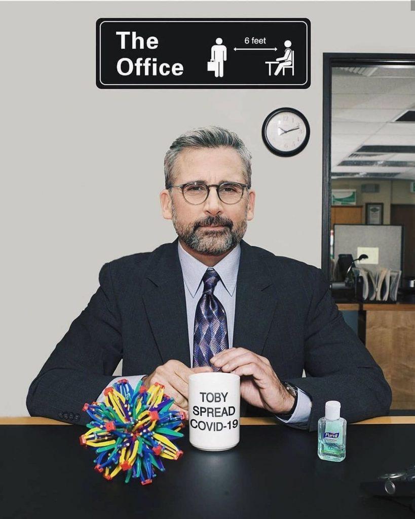 steve carel official the Office Cast