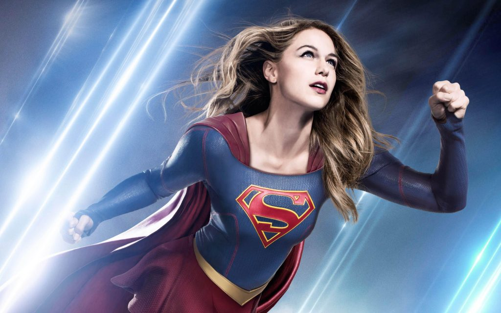 Supergirl Cast In Real Life