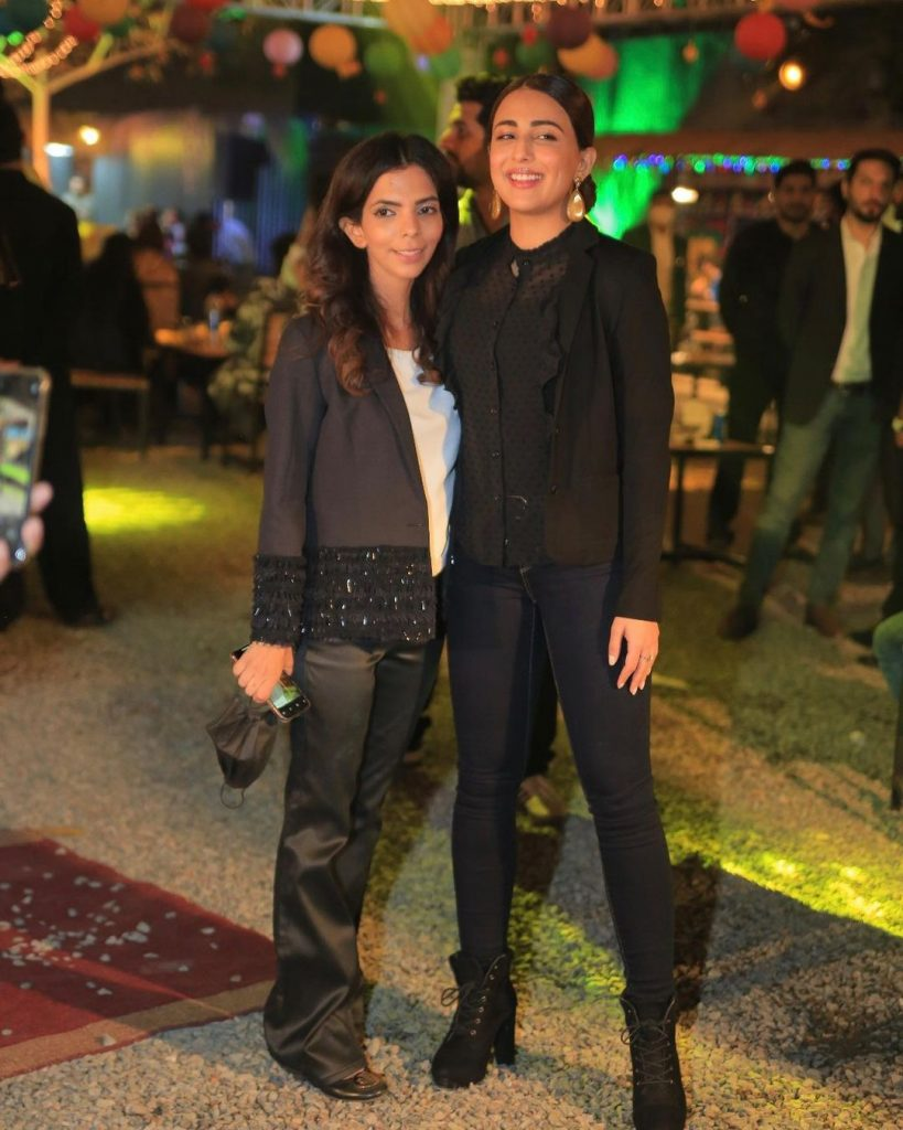 Celebrities Spotted At The Opening Ceremony Of Spice Of East Gulberg