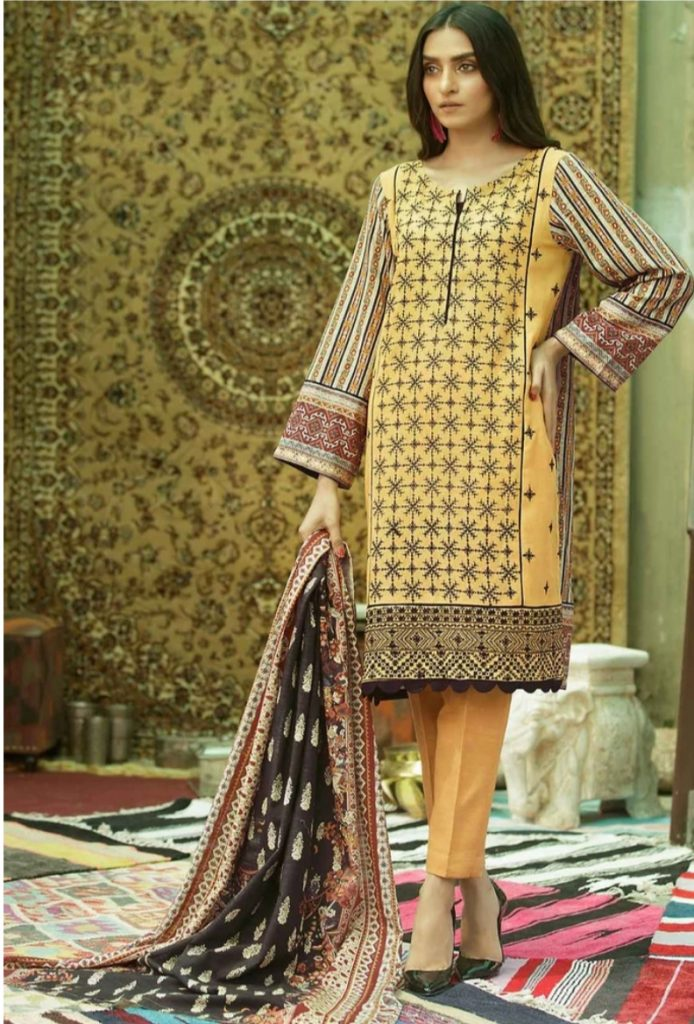 Warda Winter Collection 2020 | Pictures And Prices