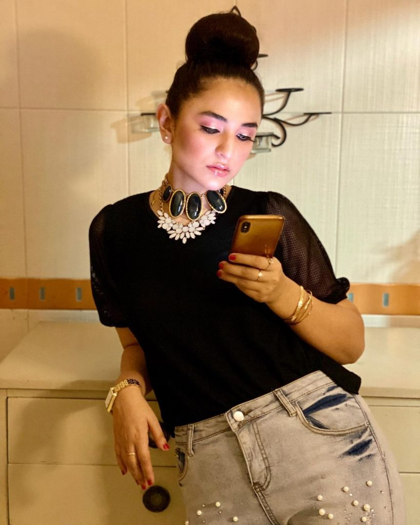 "Yumna Zaidi's Reaction On PEMRA Notice To ""Dil Na Umeed Toh Nahin"""