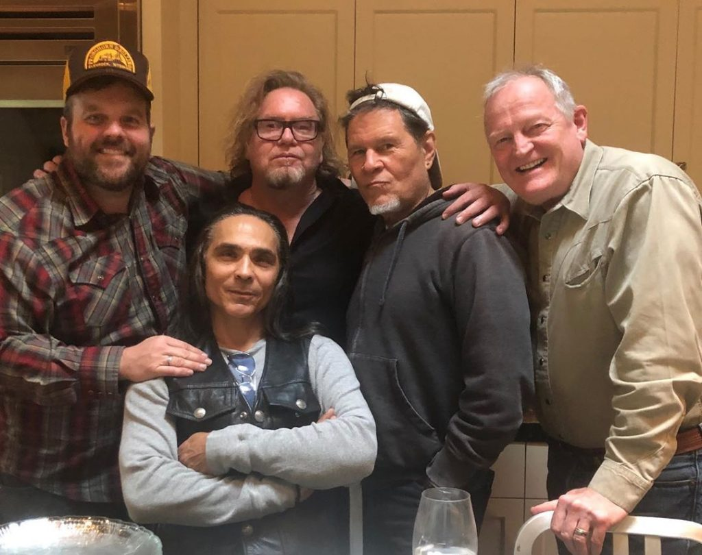 Longmire Cast In Real Life 2020