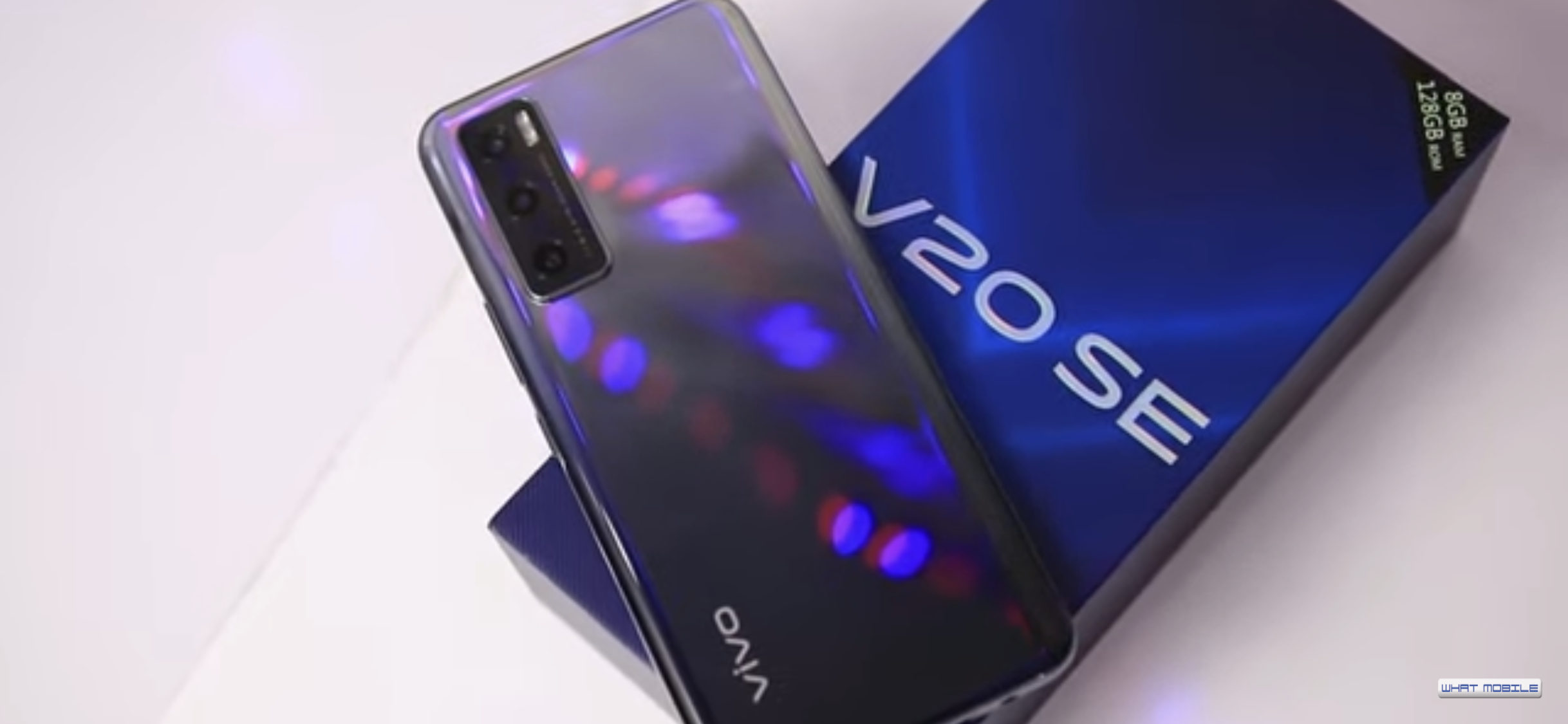 Vivo V20 SE Price in Pakistan and Specifications