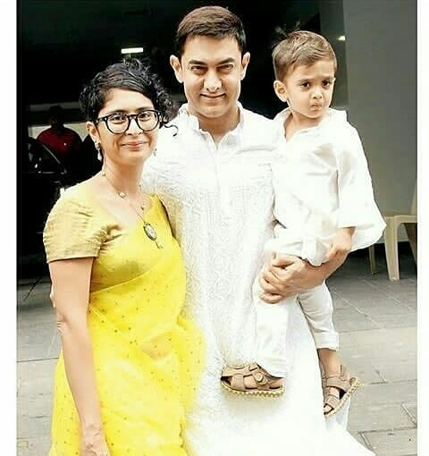 Aamir Khan Wife | 10 Bewitching Pictures
