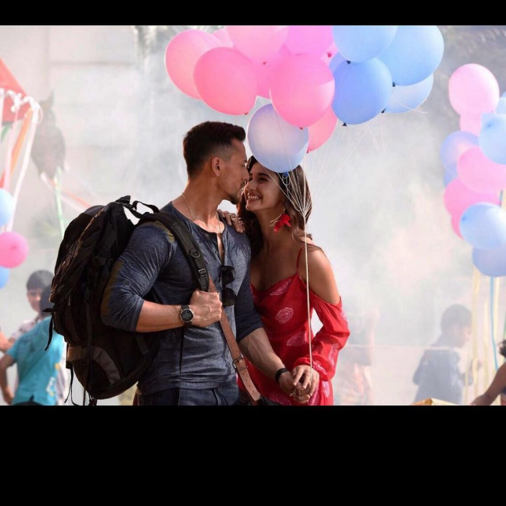 Tiger Shroff Wife | 10 Intimate Pictures